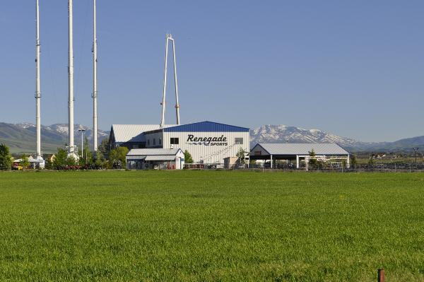 Renegade sports history and background for West motor logan utah